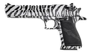 Magnum Research Desert Eagle Mark XIX Zebra