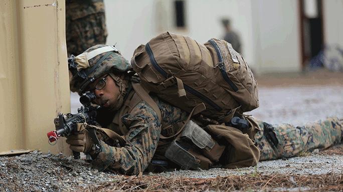 Marine Corps Warfighting Laboratory direct support artillery