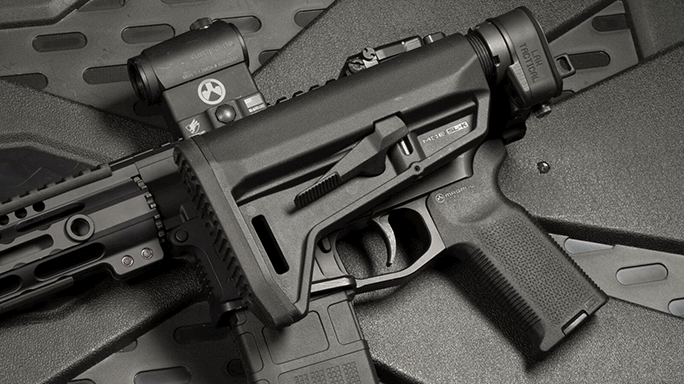Magpul SL-K Stock folded