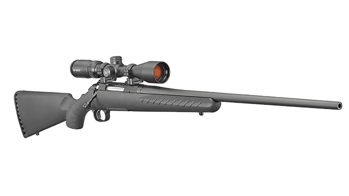 Ruger American Rifle Vortex Optics Scope Package