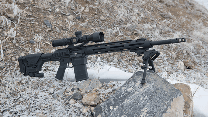 Top 33 Rifles 2015 Accurate JP Enterprises