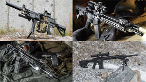 Top 33 Rifles From the Pages of Special Weapons Magazine in 2015