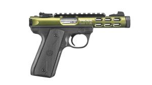Ruger 22/45 LITE Pistol OD Green