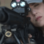 Taya Kyle American Sniper Shootout video