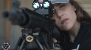 Taya Kyle American Sniper Shootout video