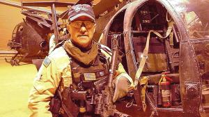 HARM Helicopter Aerial Rifle Marksmanship Greg Coker