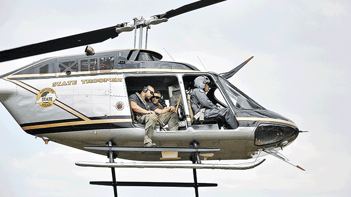 HARM Helicopter Aerial Rifle Marksmanship course
