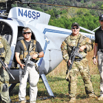 HARM Helicopter Aerial Rifle Marksmanship Instructors