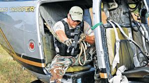 HARM Helicopter Aerial Rifle Marksmanship sling