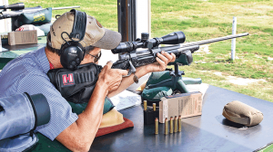 Tactical Weapons Hornady ELD Ammo range