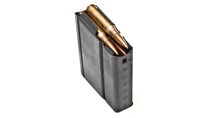 Tactical Weapons Springfield Loaded M1A Rifle magazine