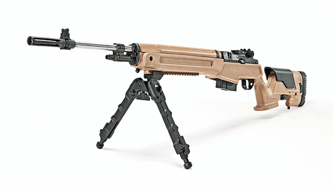 Tactical Weapons Springfield Loaded M1A Rifle solo