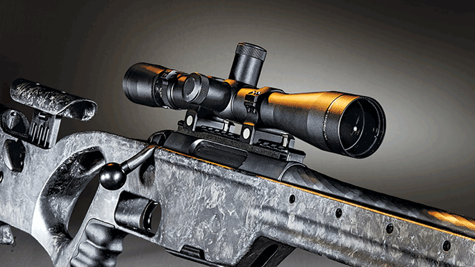 Steyr Arms SSG Carbon Bolt-Action Rifle scope