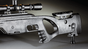Steyr Arms SSG Carbon Bolt-Action Rifle stock