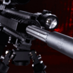 Wilson Combat WCR-22 Rimfire Suppressor lead