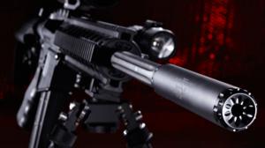 Wilson Combat WCR-22 Rimfire Suppressor lead