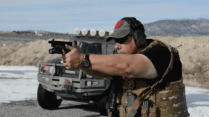 Springfield Armory Threaded Barrel XDM Pistol field