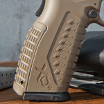 Springfield Armory Threaded Barrel XDM Pistol grip
