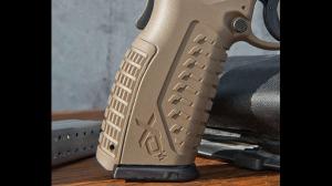 Springfield Armory Threaded Barrel XDM Pistol grip