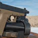 Springfield Armory Threaded Barrel XDM Pistol solo