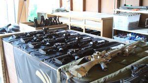 13 Hours: The Secret Soldiers of Benghazi equipment