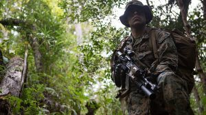31st MEU Jungle Training Camp Hansen