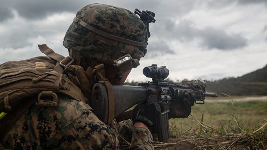 Marines 2016 Jungle Live-Fire Squad Attack