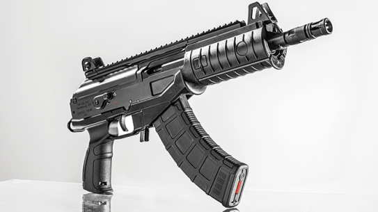 IWI Galil ACE GAP39 Pistol lead
