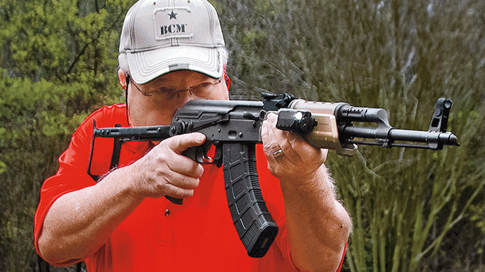 Interarms High Standard AK-T Rifle field
