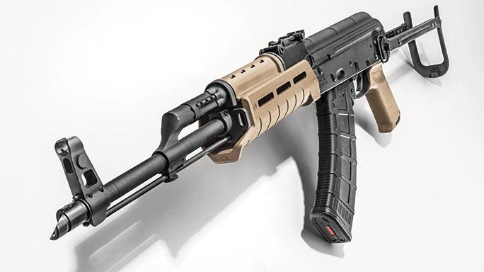 Interarms High Standard AK-T Rifle lead