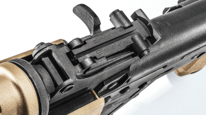 Interarms High Standard AK-T Rifle rear sight