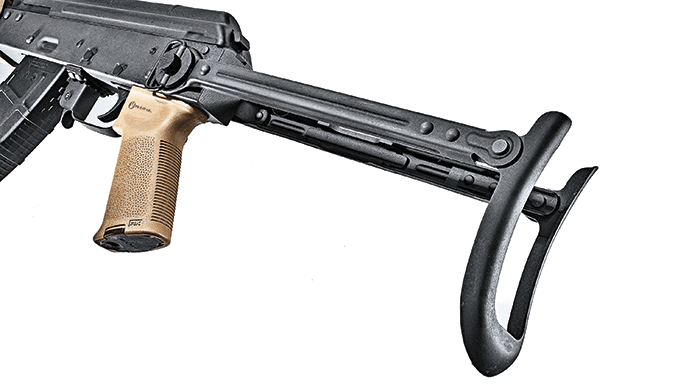 Interarms High Standard AK-T Rifle stock