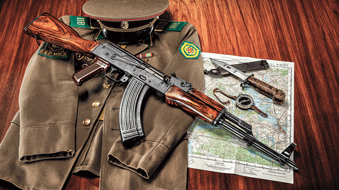 Comrade in Arms: James River Armory's Russian AKM