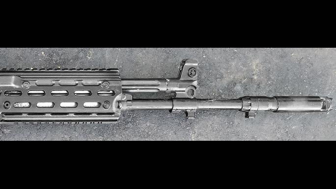 Kalashnikov Concern AK-12 forend