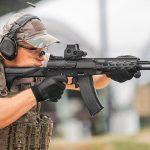 Kalashnikov Concern AK-12 lead