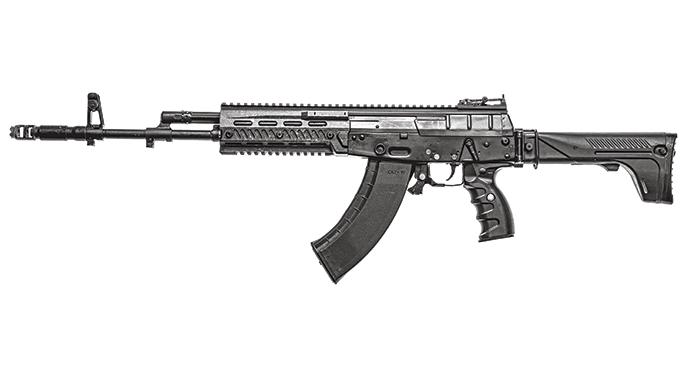 Kalashnikov Concern AK-12 solo