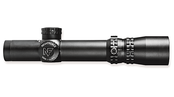 AK Optics 2016 Nightforce NXS Compact Riflescope