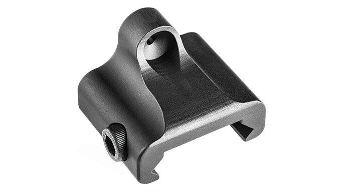 AK Optics 2016 Texas Weapon Systems Basic Rear Peep Sight