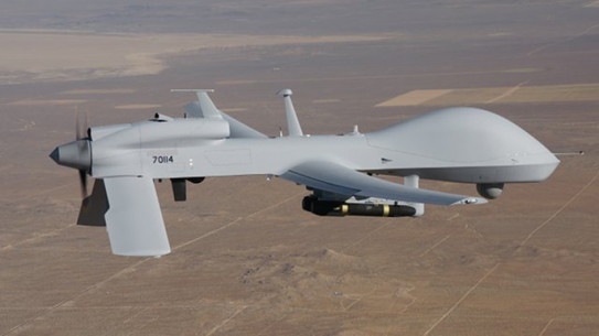 Army Universal Control Interface UAS Operators
