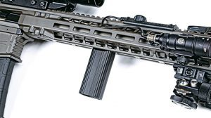 Ballistic Spring 2016 Guntec USA Aluminum Vertical Grip For M-LOK System