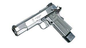 Ballistic Spring 2016 Smith & Wesson Model SW1911 E-Series