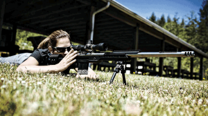 7 Experts Discuss Their Precision Caliber of Choice ANETTE WACHTER