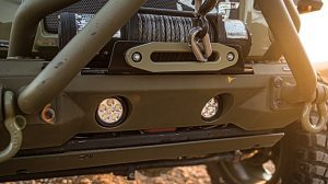 Kilroy Rugged Ridge Jeep winch