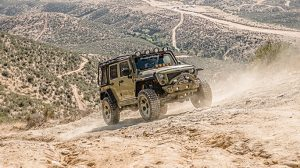 Kilroy Rugged Ridge Jeep bug-out