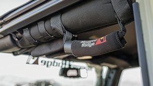 Kilroy Rugged Ridge Jeep grab handles