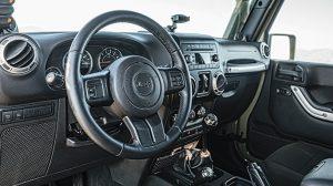 Kilroy Rugged Ridge Jeep cockpit