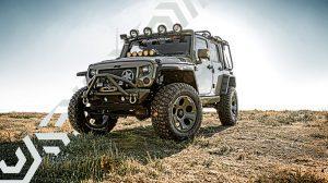 Kilroy Rugged Ridge Jeep lead