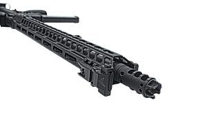Rock River Arms LAR-9 Rifle Ballistic rail