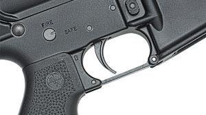 Rock River Arms LAR-9 Rifle Ballistic trigger