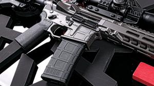 AXTS Weapons Systems MI-T556 Rifle Ballistic magazine
